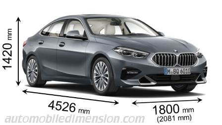 BMW 2 Gran Coupe 2020