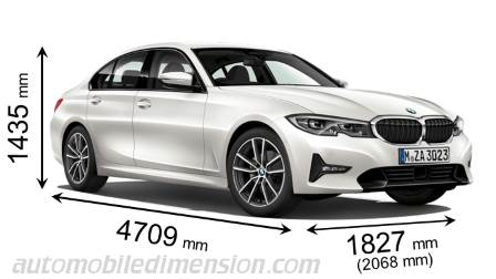 Interior Dimensions Bmw 3 Series