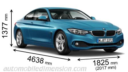 BMW 4 Coupe 2017