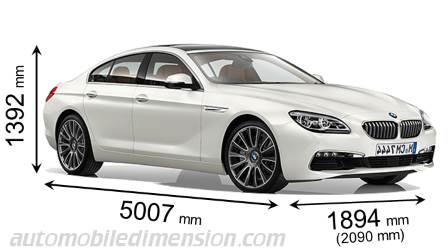 BMW 6 Gran Coupe 2015