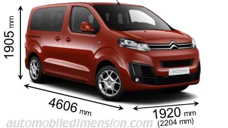 Citroen SpaceTourer XS
