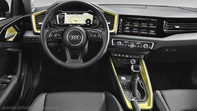 Audi A1 Sportback 2019 Dimensions Boot Space And Interior