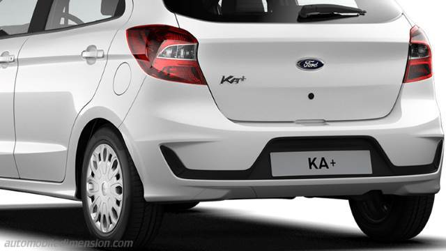 Comparison Of New Cars With Similar Size To The Ford Ka