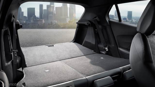 Peugeot 2008 2020 Dimensions  Boot Space And Interior