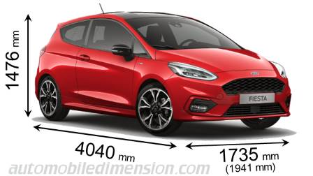 Ford Car Dimensions Ford Figo Overall Dimension Sc 1 St Carwale