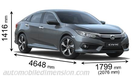 Honda Civic 4 Door