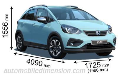 Honda Jazz Crosstar 2020