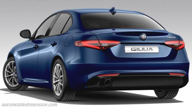 the motoring world the new alfa romeo giulia has been named safest new car in the carbuyer. Black Bedroom Furniture Sets. Home Design Ideas