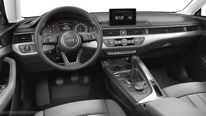 Audi A5 Sportback 2016 Dimensions Boot Space And Interior