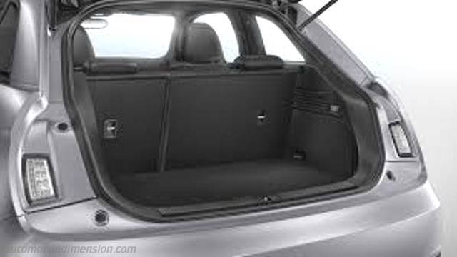 audi s1 2014 dimensions boot space and interior. Black Bedroom Furniture Sets. Home Design Ideas