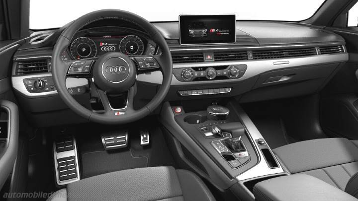 Audi S4 2016 Dimensions Boot Space And Interior