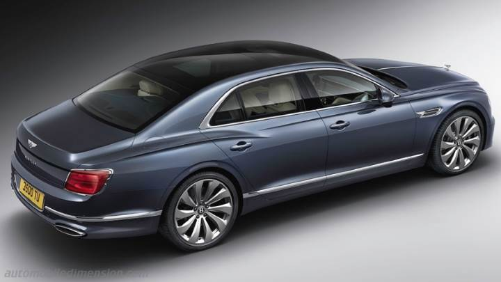 Coffre Bentley Flying Spur 2020