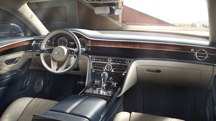 Tableau de bord Bentley Flying Spur 2020