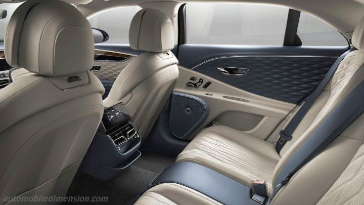 Intérieur Bentley Flying Spur 2020