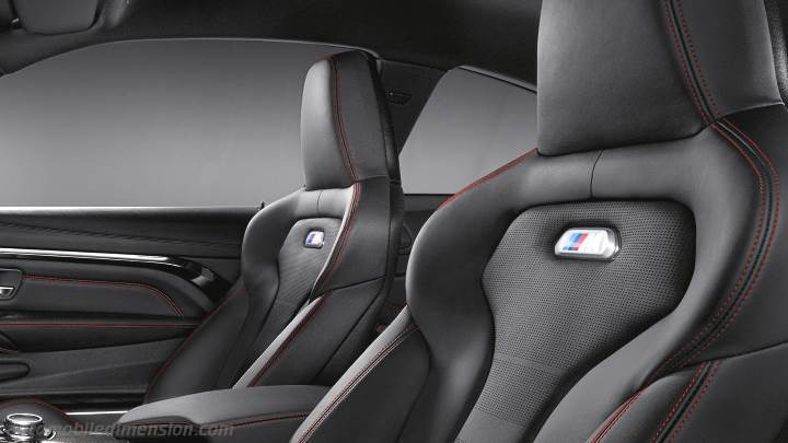 BMW M4 Coupe 2014 Innenraum