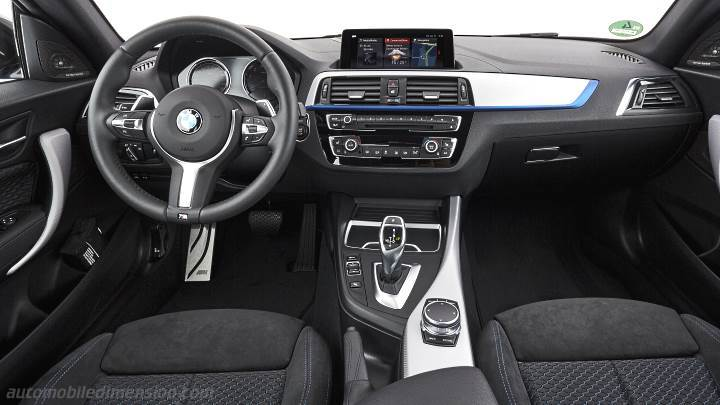 Cruscotto BMW 2 Coupe 2017