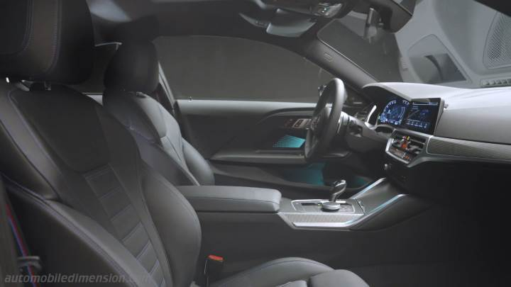 BMW 2 Coupe 2022 Innenraum