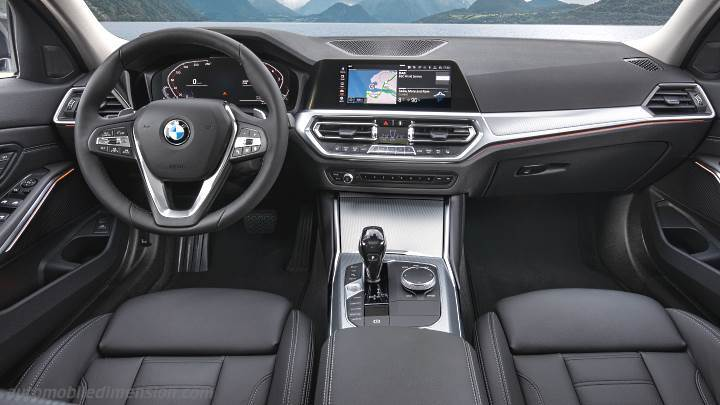 Cruscotto BMW 3 2019