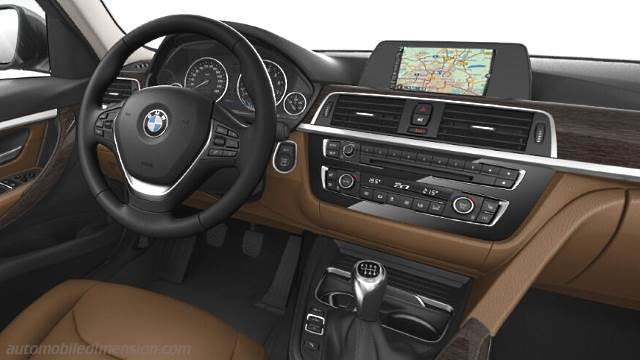 bmw 3 touring 2015 dimensions boot space and interior. Black Bedroom Furniture Sets. Home Design Ideas