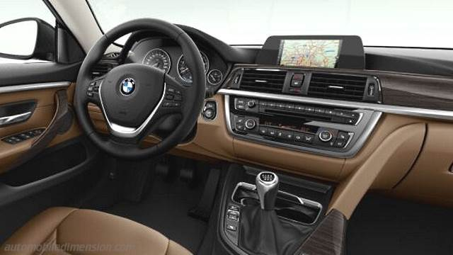 Cruscotto BMW 4 Gran Coupe 2014