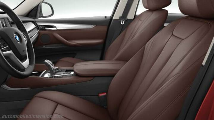 bmw x6 2015 dimensions boot space and interior. Black Bedroom Furniture Sets. Home Design Ideas