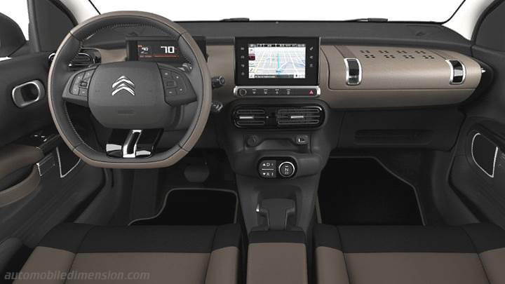 Cruscotto Citroen C4 Cactus 2014