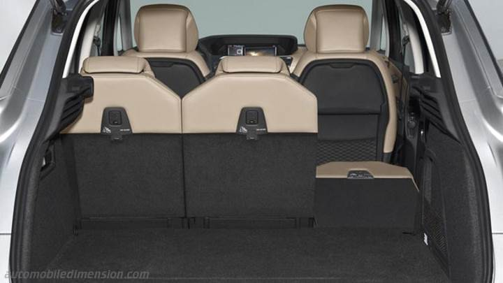 dimensions citroen c4 picasso 2016 coffre et int rieur. Black Bedroom Furniture Sets. Home Design Ideas