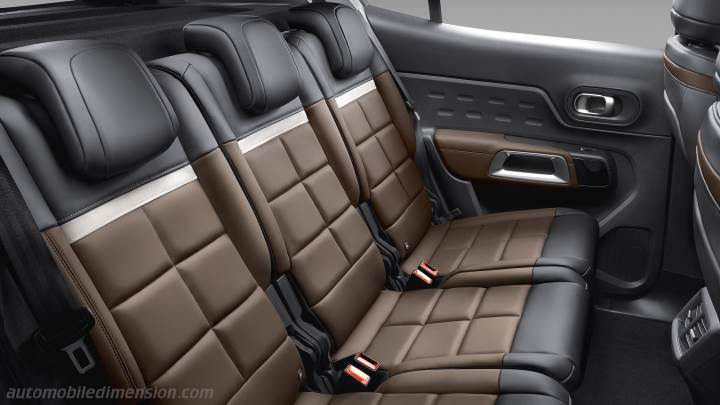 Citroen C5 Aircross 2019 interior