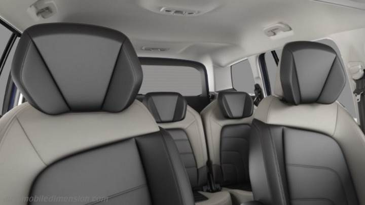 citroen grand c4 picasso 2016 dimensions boot space and. Black Bedroom Furniture Sets. Home Design Ideas