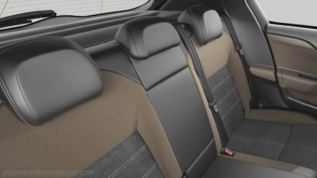 Ds Ds4 2016 Dimensions Boot Space And Interior