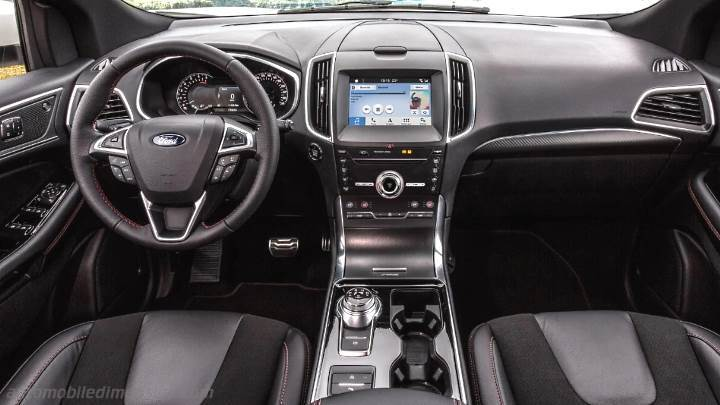 Ford Edge 2019 Armaturenbrett