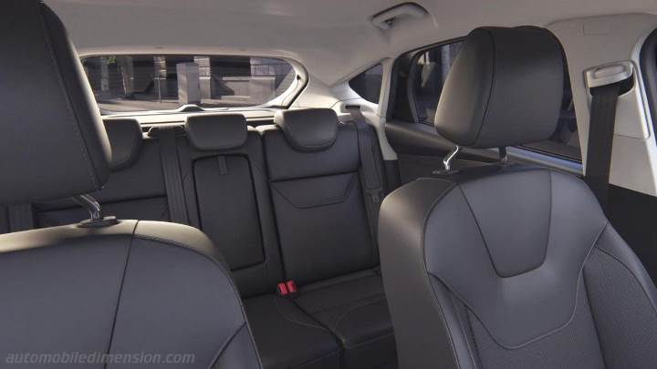 Smart Car Interior >> Ford Focus 2015 dimensions, boot space and interior
