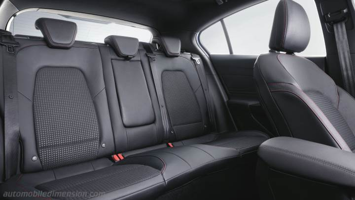 Ford Focus 2018 Interior Zoom
