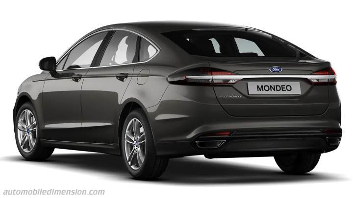 Coffre Ford Mondeo 2019
