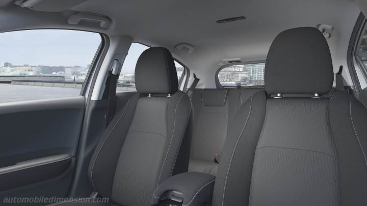 Honda HR-V 2019 interieur