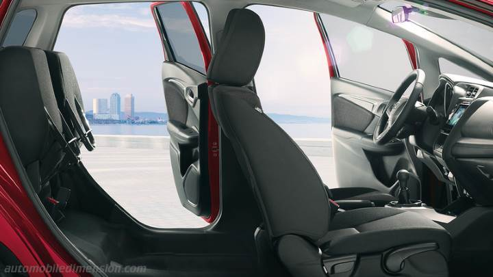 Honda Jazz 2018 interieur