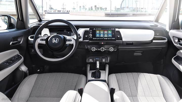 Honda Jazz 2020 dashboard