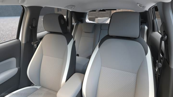 Honda Jazz 2020 interior
