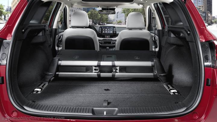 Hyundai I30 Sw 2017 Dimensions Boot Space And Interior