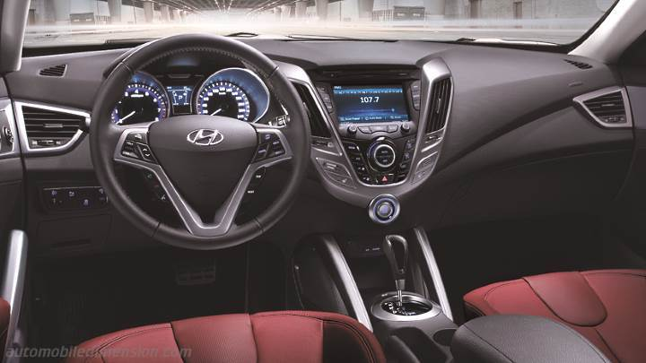 Great Hyundai Veloster 2012 Dashboard Zoom Nice Ideas