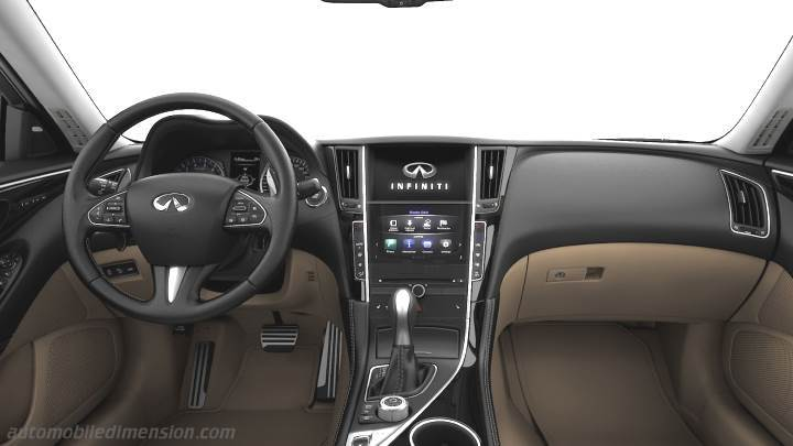 Infiniti Q50 2014 Dimensions Boot Space And Interior
