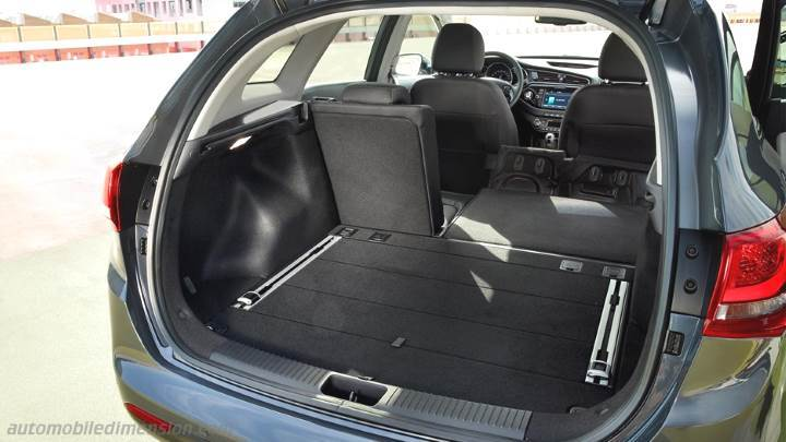 kia cee 39 d sportswagon 2016 dimensions boot space and interior. Black Bedroom Furniture Sets. Home Design Ideas