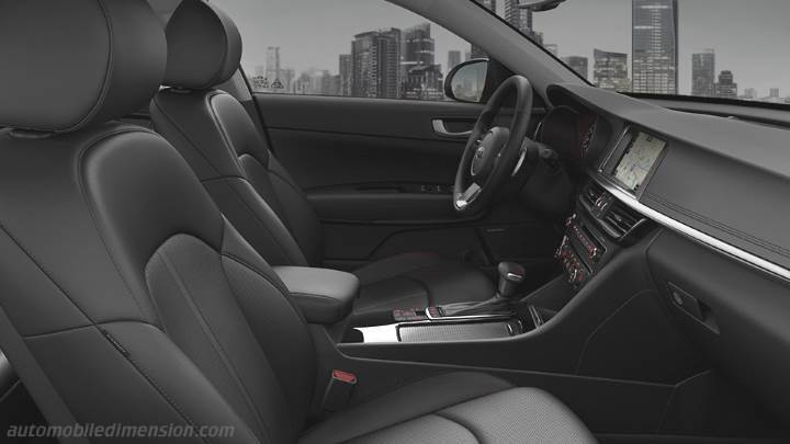 Kia Optima Sportswagon 2018 interieur