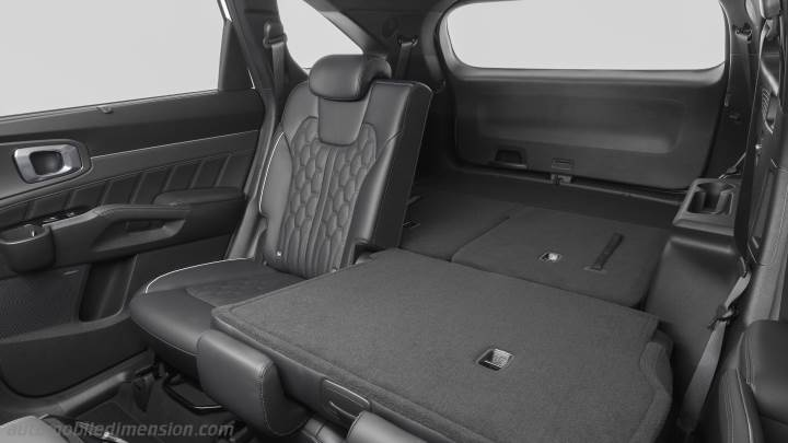 Kia Sorento 2020 Dimensions And Boot Space Hybrid And Thermal