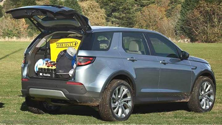 Land-Rover Discovery Sport 2019 boot