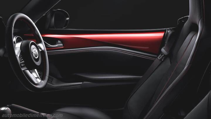 Mazda MX-5 2015 interieur