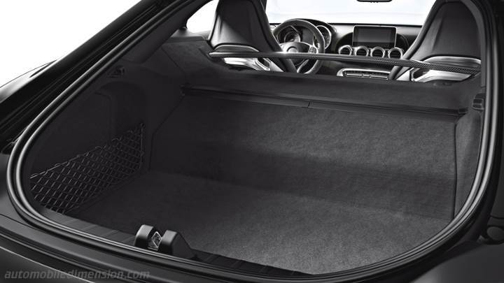 Mercedes Benz Amg Gt 2015 Dimensions Boot Space And Interior