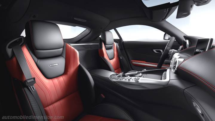 mercedes benz amg gt 2015 interior zoom