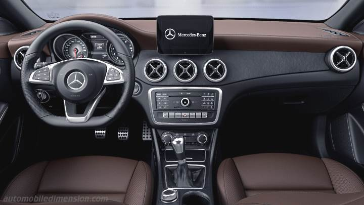 Dimension Mercedes C Sw