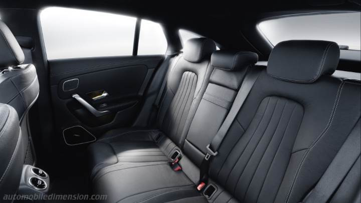 Mercedes-Benz CLA Shooting Brake 2019 interieur